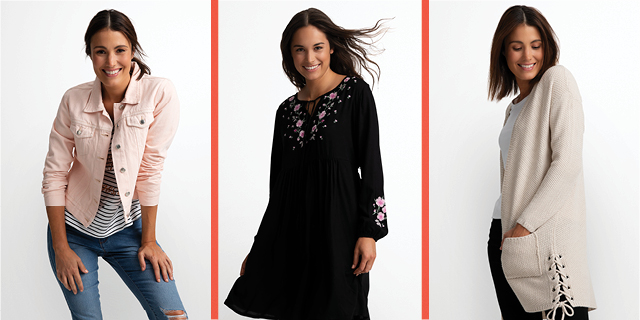 43b1b758 Clothing and Accessories for Women | Best&Less™ Online