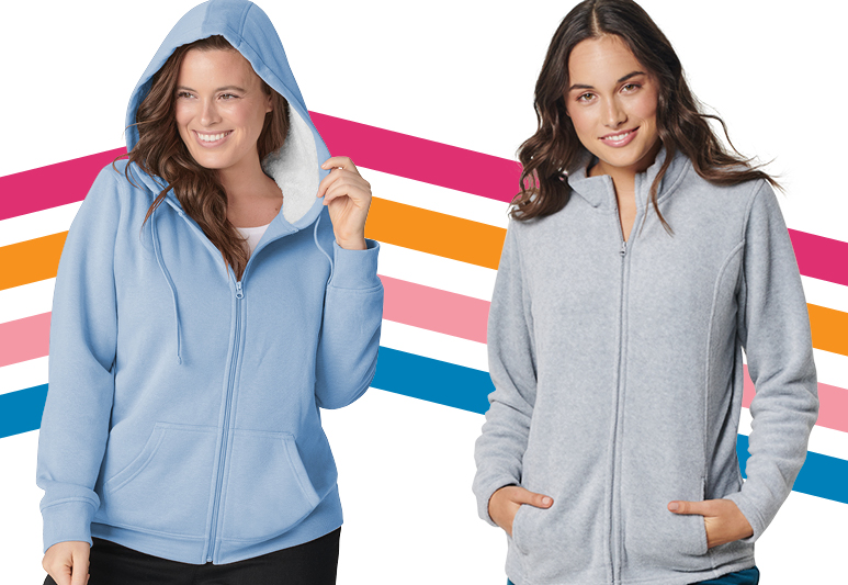 WOMEN'S WINTER FLEECE