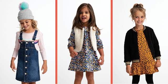 e0927fe18 Shop Baby Girl Clothes & Baby Girl Dresses Online | Best&Less™ Online