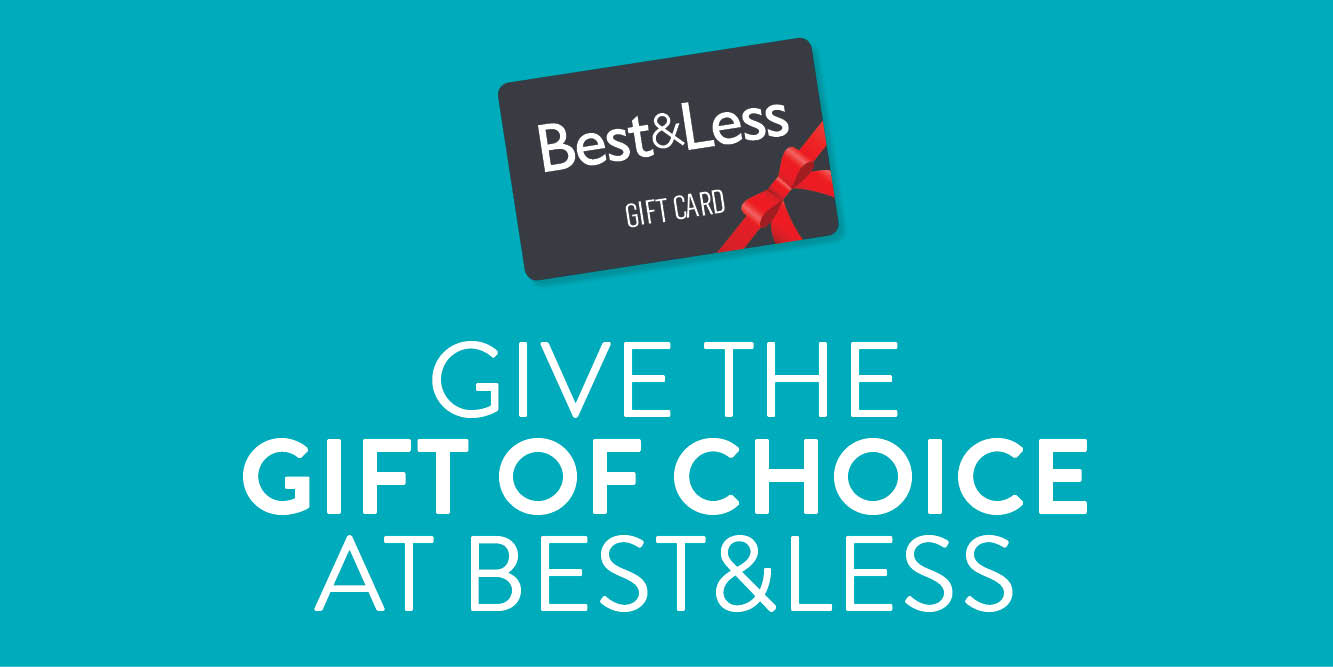 Best & Less Gift Cards