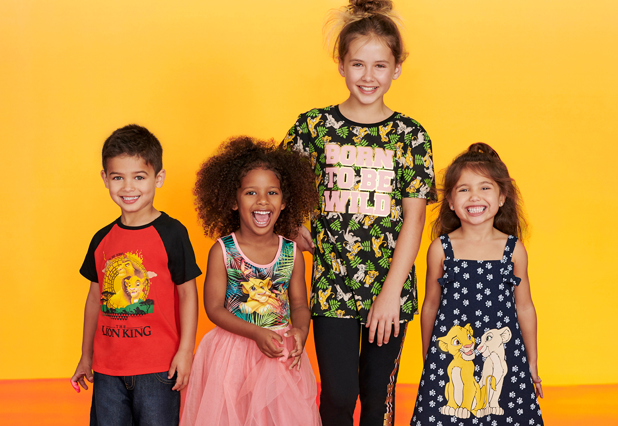 Lion King Clothing